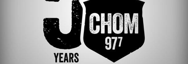 Buy your 50e anniversaire de CHOM 97.7 tickets