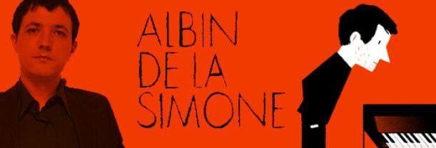 Buy your Albin de la Simone tickets