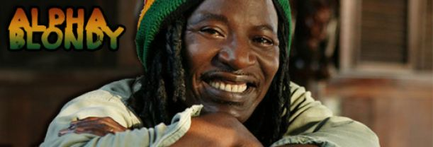 Buy your Alpha Blondy tickets
