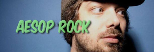 Buy your Aesop Rock tickets