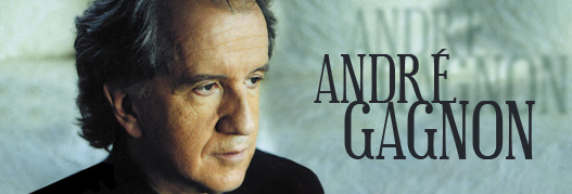 Buy your André Gagnon tickets