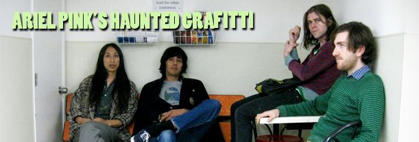 Buy your Ariel Pink's Haunted Grafitti tickets