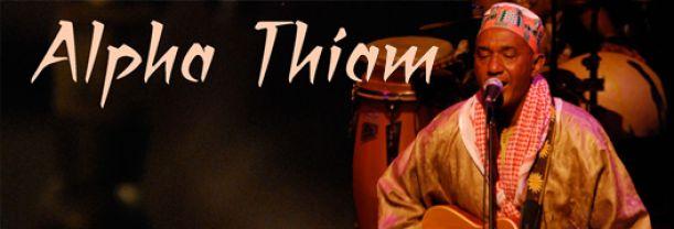 Buy your Alpha Thiam tickets