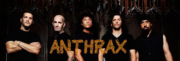 Buy your Anthrax tickets