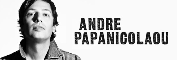 Buy your André Papanicolaou tickets