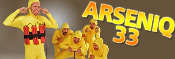 Buy your Arseniq33 tickets