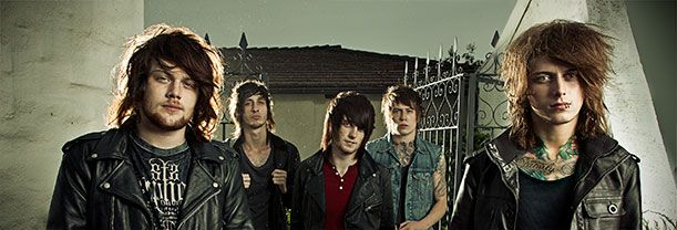Buy your Asking Alexandria tickets