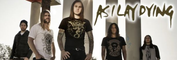 Buy your As I Lay Dying tickets