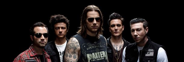 Billet Avenged Sevenfold