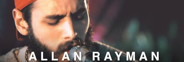 Buy your Allan Rayman tickets