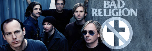 Buy your Bad Religion tickets