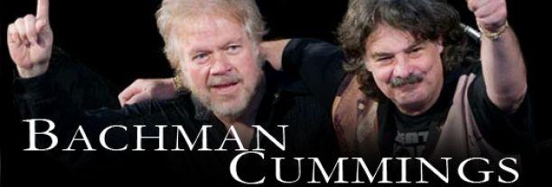 Buy your Bachman Cummings tickets