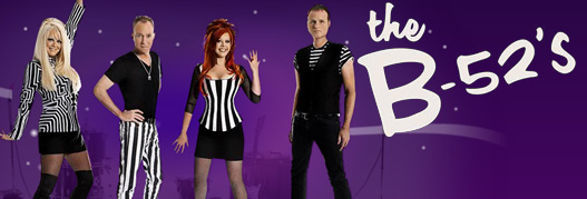 Buy your B-52s tickets