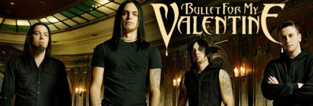 Buy your Bullet For My Valentine tickets