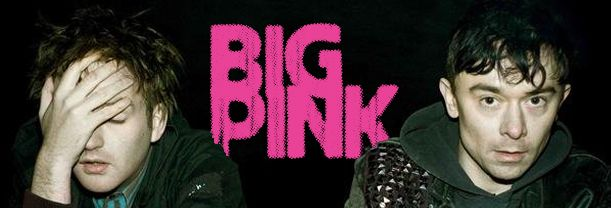 Buy your Big Pink tickets