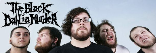 Buy your Black Dahlia Murder tickets