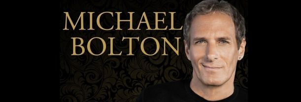 Buy your Michael Bolton tickets