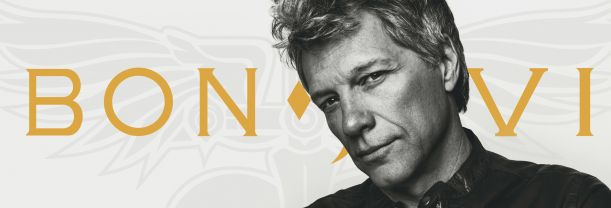 Bon Jovi Montreal 2020 ticket - 11 July 19h30