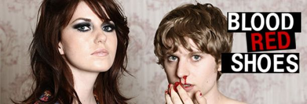 Buy your Blood Red Shoes tickets