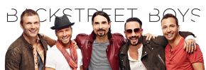 Billet Backstreet Boys