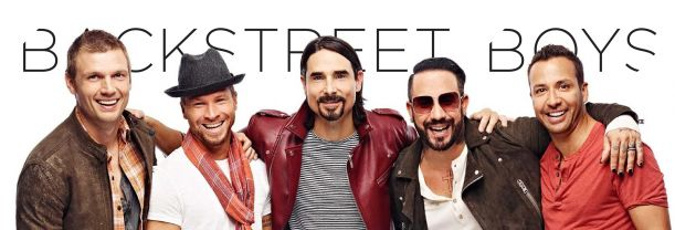 Backstreet Boys Montreal 2021 ticket -  3 September 19h30