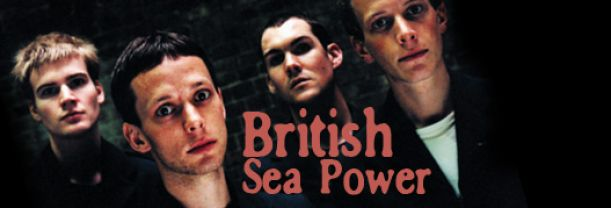 Buy your British Sea Power tickets