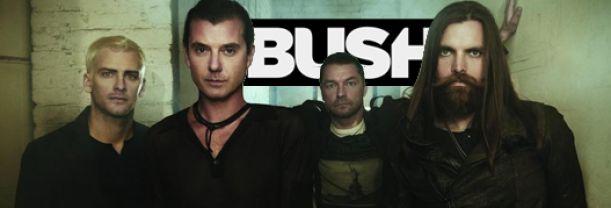 Buy your Bush tickets
