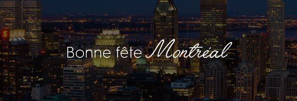 Billet Bonne Fête Montréal Montréal 2017 - 17 mai 20h00