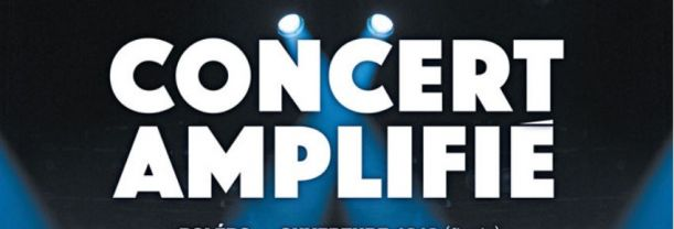 Buy your Concert Amplifié tickets