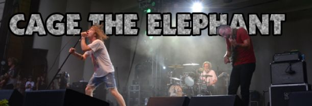 Buy your Cage the Elephant tickets