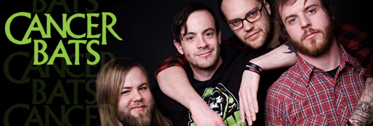 Buy your Cancer Bats tickets