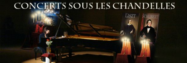 Buy your Concerts sous les chandelles tickets