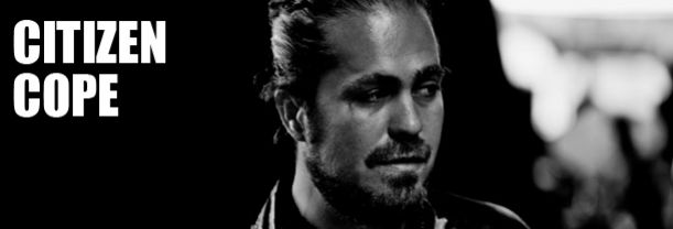 Buy your Citizen Cope tickets