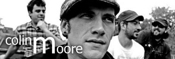 Billet Colin Moore