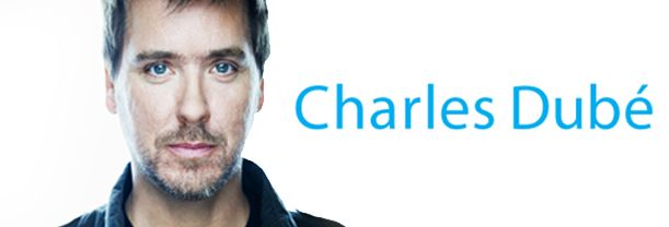 Buy your Charles Dubé tickets