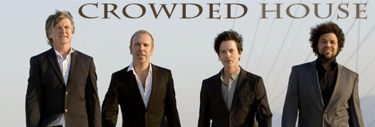 Buy your Crowded House tickets