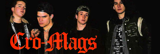 Buy your Cro-Mags tickets