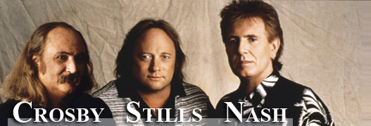 Buy your Crosby Stills Nash tickets