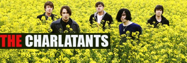 Buy your Charlatans UK tickets