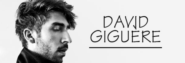 Buy your David Giguère tickets