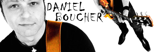Buy your Daniel Boucher tickets