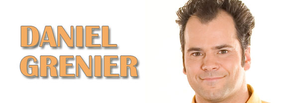 Buy your Daniel Grenier tickets