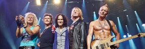 Def Leppard Montreal 2017 ticket - 10 April 19h00