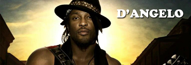Buy your D'Angelo tickets