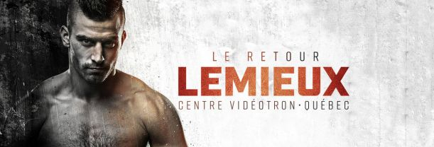 Billet DAVID LEMIEUX