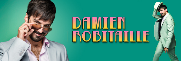 Buy your Damien Robitaille tickets