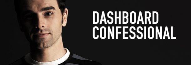 Buy your Dashboard Confessional tickets