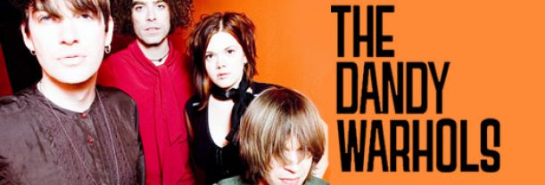 Buy your Dandy Warhols tickets