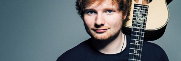 Billet Ed Sheeran