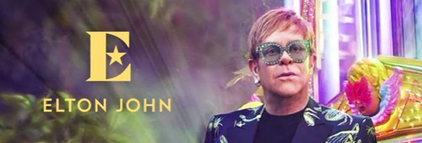 Elton John Montreal 2021 ticket -  2 April 20h00
